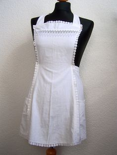 Craft - Sewing - Aprons on Pinterest | Aprons, Apron Patterns and ...