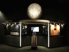 See an actual Moon sample, returned by the astronauts of Apollo 15. This highly informative exhibit will help you better understand our companion world and humankind's journey there.
