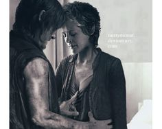 Daryl and Carol Daryl Dixon Walking Dead, Walking Dead Tv Series, Walking Dead Memes, Fear The Walking Dead, Daryl And Carol, Abraham Ford, Christmas Jokes, Talking To The Dead, Melissa Mcbride