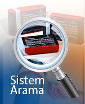Yangın Durdurucu Uygulama Detayları ve bağımsız laboratuar test raporu Sistem Arama sayfası