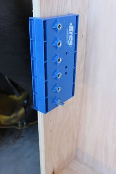 DIY Portable Workbench with Storage