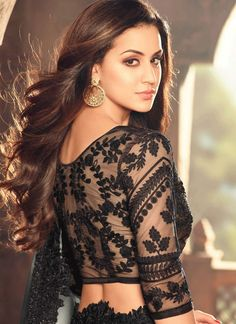 Did you know that a black blouse can go well with any saree? In this article, we have listed some of the best Black Blouse designs, which are suitable for different occasions. Indian Blouse Designs, Black Blouse Designs, Netted Blouse Designs, Bridal Blouse Designs, Blouse Neck Designs, Blouse Styles, Saree Blouse Patterns, Designer Blouse Patterns, Kitenge