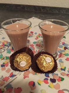 Mone kocht: Ferrero-Rocher-Likör