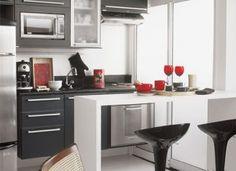 Decoração cozinhas pequenas