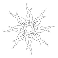 Tribal Sun Tattoo Designs