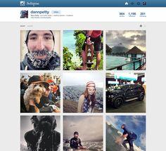 Instagram.com by Dann Petty, via Behance