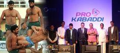 India launches New Pro Kabaddi League