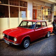 Alfa Romeo Guilia 1300
