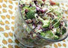 Broccoli Salad from Our Best Bites