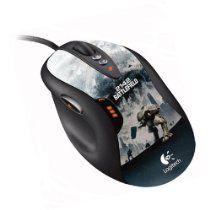 Logitech offer Logitech G5 Laser Gaming Mouse: Battlefield 2142 Edition. This awesome product currently limited units, you can buy it now for  $160.00, You save - New
