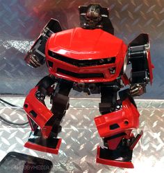 Official RC robotic transformers, coming soon
