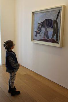 Musée Picasso: un musée vraiment pour les enfants. #child #friendly #museum #paris