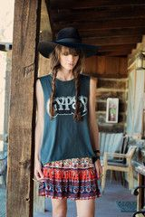 Mini Skirt: Sunset - Spell & the Gypsy Collective