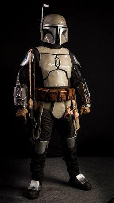 mandalorian cosplay   Mandalorian Mercs - Costume Armor - STARWARS by Moscou