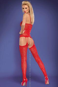 Купить эротическое боди obsessive f208 в интернет-магазине SexshopXL.ru