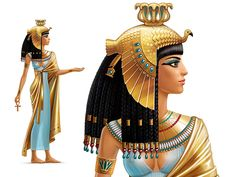Cleopatra by Ilvira Nasreddinova