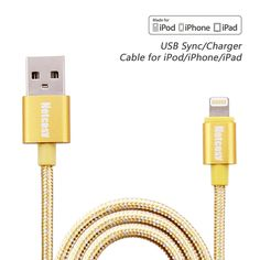 Find More Mobile Phone Cables Information about Netcosy 3.28ft/1m MFi Cable 8pin 2.4A Fast Mobile Phone Lightning to USB Charger Data Cable for iPhone 7 6s 5s 5c+gift,High Quality Mobile Phone Cables from Shenzhen EShare Network Co., Ltd. Store on Aliexpress.com