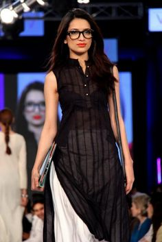 Adnan Pardesy The Working Woman Collection at PFDC Sunsilk Fashion Week 2013-20…
