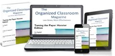 The Organized Classroom Magazine is a must-have resource for every K-5 educator! Filled with tips, tricks, and inspiration for how to keep your classroom running smoothly and with style!  In every issue you get: practical solutions, tips, and tricks for organizing your classroom! The June issue releases this week, so make sure you are a subscriber and get notification as soon as it goes live!