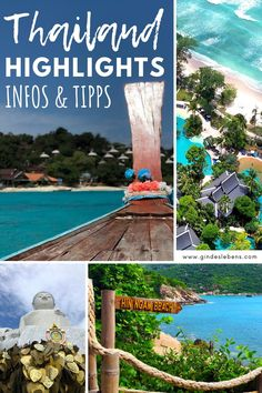 Thailand Reisetipps – Infos, Highlights und Tipps für eine Reise nach Thailand in Südostasien. Phuket, Koh Tao und Koh Phi Phi. Hotels, Sehenswertes und Strände. Hotelberichte und Videos www.gindeslebens.com #Thailand #Asien #Phuket #KohPhiPhi #KohTao #ThailandReise #ThailandReiseTipps Phuket Thailand, Bangkok, Koh Tao, Outdoor Decor, Highlights, Travel, Strand, Tricks, Gin