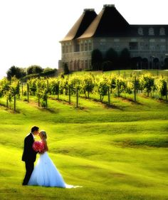 I really love this venue.  Chateau Elan winery in GA.