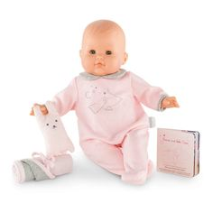 Corolle My Classic - Classic Cuddly Toy Baby Doll-product