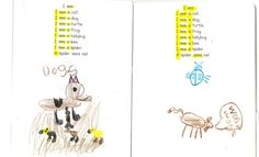 A Place Called Kindergarten: Reading & Writing Notebooks Week - Monday