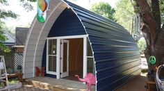 You Can Own & Live In One Of These Incredible Arched Houses For Under $1000...
