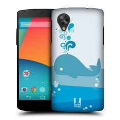 Head Case Kawaii Whales Protective Back Case Cover for LG Google Nexus 5 D821 | eBay
