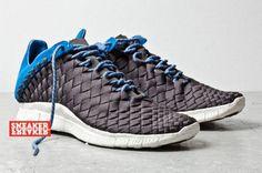 8cedb23096bc nike free inneva woven newsprint blue 2 570x379 Nike Free Inneva Woven  Newsprint Blue Nike Free