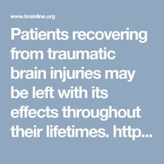 Traumatic Brain Injury: A Lifetime of Recovery Traumatic Brain Injury, Recovery, Bike, Bicycle, Bicycles, Survival Tips, Healing