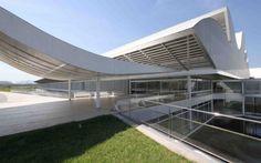 Detalhes do hospital fluminense, mais recente projeto de Lelé