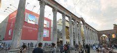 #AirBnB #billboard #Mokeup #ledwall #buzz #OOH #Milano #UrbanVision #Addendo