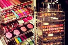 How To 10 Creative Ways To Store Makeup (5)