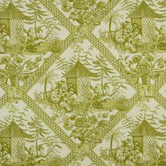 Tavern Toile | Sprout