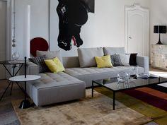 Zanotta Kilt Modular Sofa designed by Emaf Progetti