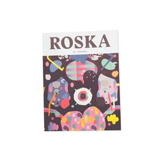 Roska is an experimental print magazine and every issue deals with a new topic. The theme of the first issue is dreams.