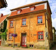 Old house, Pärnu Estonia