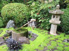 Kyoto Gardens, Holland Park, Londres (quartier Notting Hill)