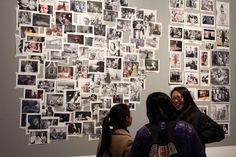 """#MartaBeltrán => """"A partir de la identificación con prácticas de ficción realizadas por mujeres, o que tienen a éstas como protagonistas [...] pretendo construir una nueva narración subjetiva. El proceso se inicia con la apropiación de fotografía documental, fotogramas y textos de una serie de películas que giran alrededor de conceptos como la niñez, la maternidad, la amistad, los lazos familiares entre mujeres y la identidad, contemplados desde un ángulo que observa su lado contradictorio""""."""