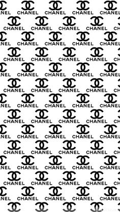 Image result for small black chanel logo iphone 6 wallpaper