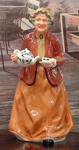 Teatime   Royal Doulton Figurine Another favorite