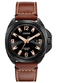 Citizen Signature Grand Touring NB0075-11F Watch