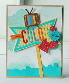 Cute card by Betsy Veldman!