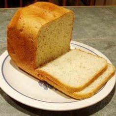 Receita de Pão de alho na máquina de pão