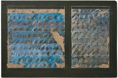 «Тяжелая вода». Питер Гринуэй Two Storms, 2009, projection on painting