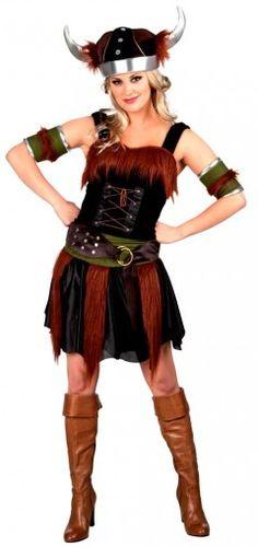 Verkleedkleding Voor Volwassenen Vikinglady Freia Pinterest Hoe