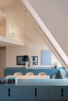 Interior design by Note Design Studio - via Interior Break