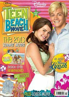 Teen Beach Movie Mack and Brady Disney Presents, Teen Beach, Movie Magazine, Brain Teasers, Jouer, Films, Movies, Mind Games, Cinema