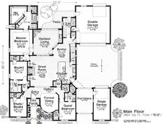 115 Best Home Plans images in 2017 | Dream house plans